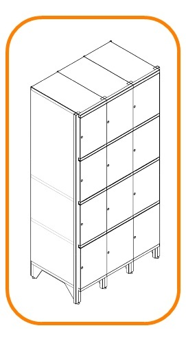 Metal products cabinets manufacturing